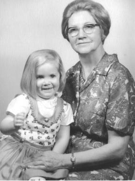 Karen and Frau Katie