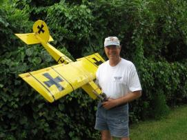 Bill Cross Plane