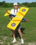Bill Stars Plane