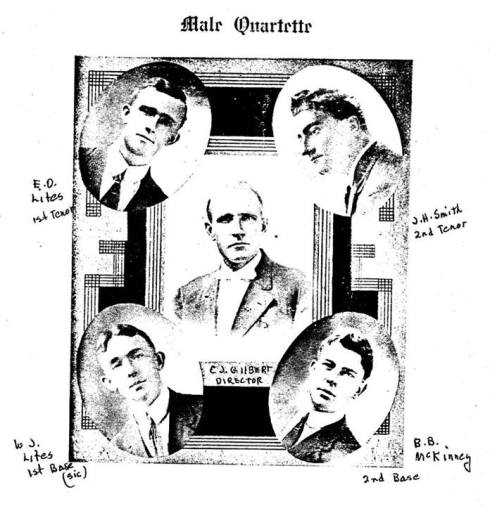 The Quartette - Louisiana College