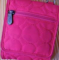 pink 31 bag