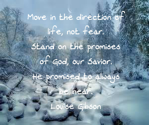 Move in the Direction of Life
