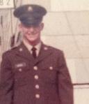 My other brother Paul. Vietnam Vet