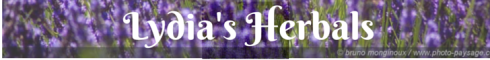 Lavendar Lydia's Herbals