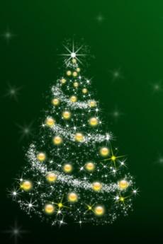 ws_Green_Christmas_Tree_320x480