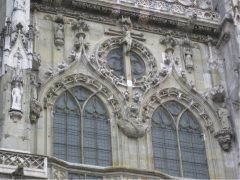 Cathedral artistry