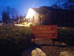 Grace Fellowship Church in Hazleton, Pennsylvania
