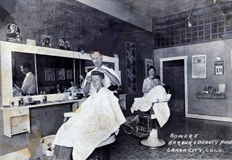 Bowers Beauty salon