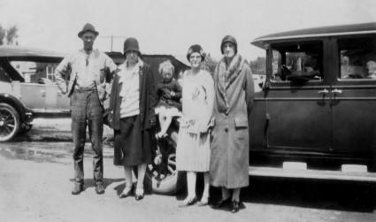 DiVoran Bedell family