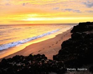 Melody beach