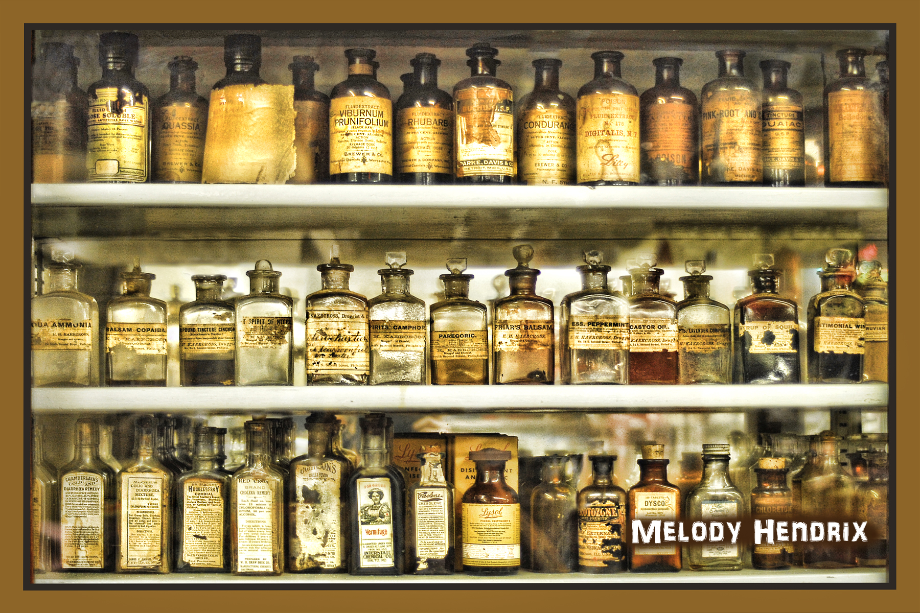 Old Time Remedies | Old Things R New