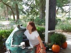 Pam Kissing Waddy 10-9-18