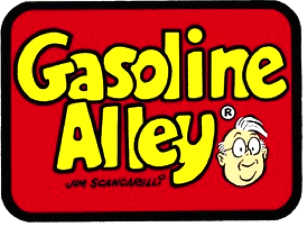 Description: Image result for gasoline alley clipart