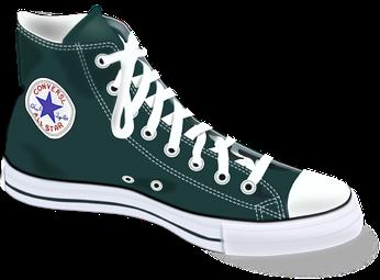 Chucks, Converse, Shoes, Footwear