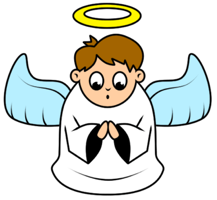 Cartoon Pictures Of Angels - Clipart library